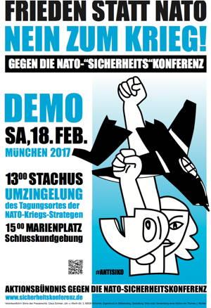 SIKO-Proteste ..