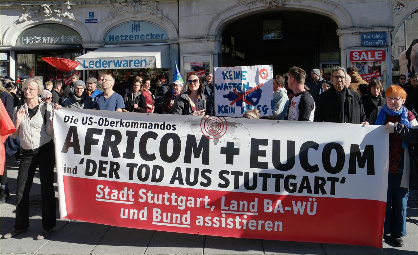 5329a25a438877 Protestkette und Demonstration 16.2.2019 - Fotos Günther Gerstenberg