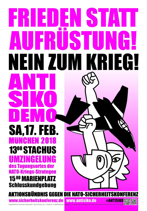 SIKO-Proteste / ANTI-SIKO-DEMO 2018